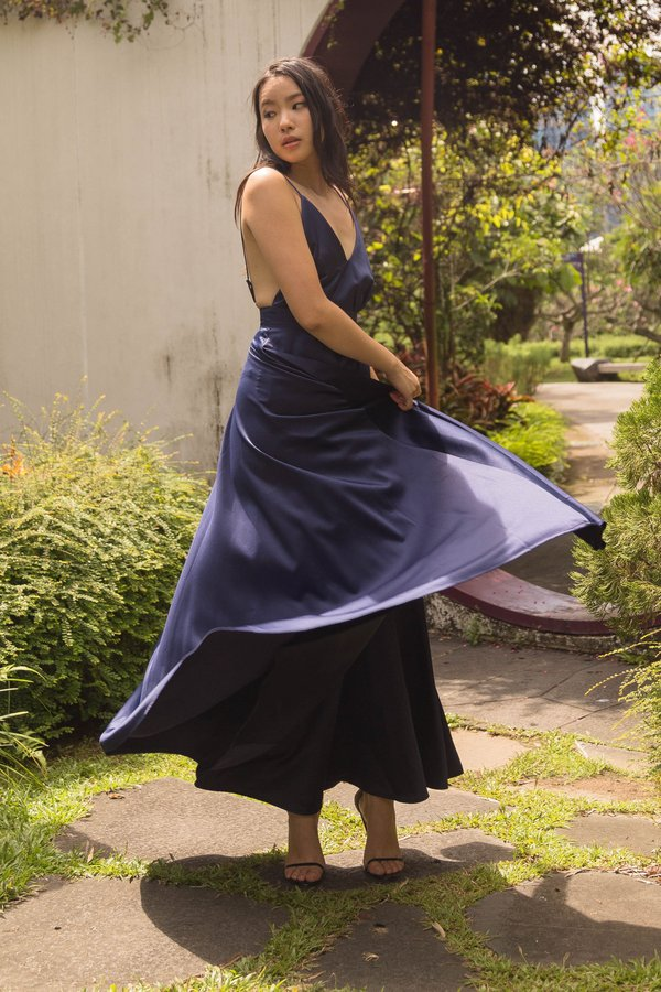 Moonlight Maxi in Midnight
