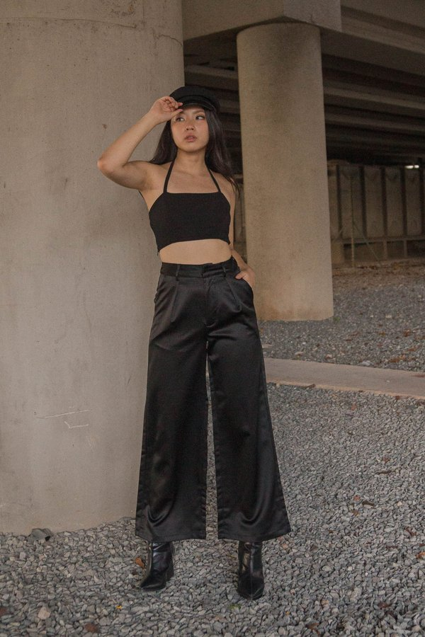 Rule Breaker Pants in Black