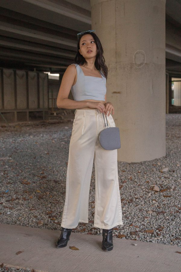 Rule Breaker Pants in White