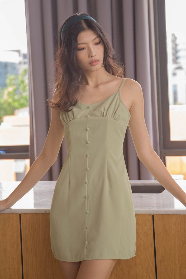 2021 Dress in Sprout Green