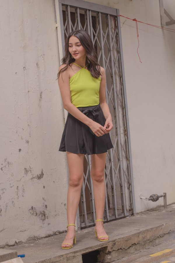 Summit Top in Lime