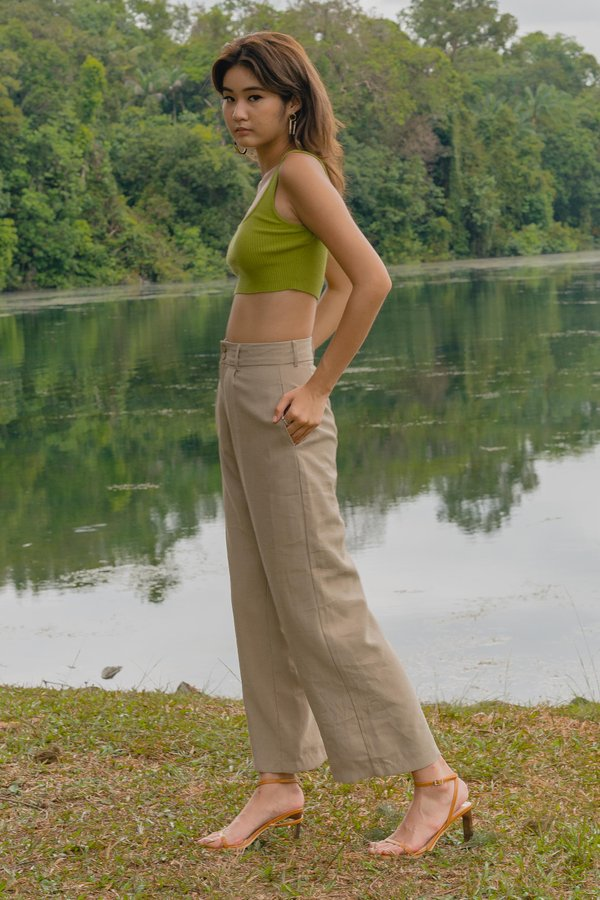 Duplicate Pants in Khaki Beige