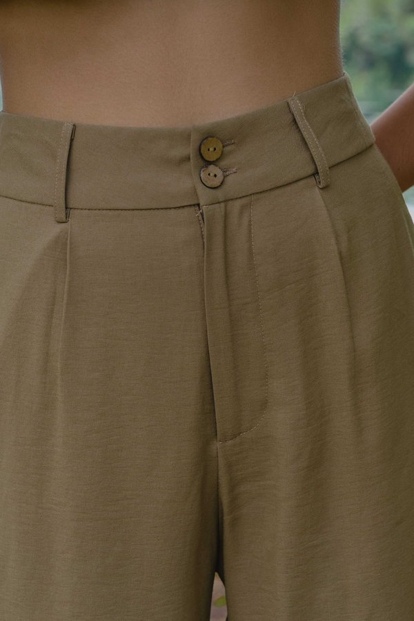 Duplicate Pants in Swamp Brown
