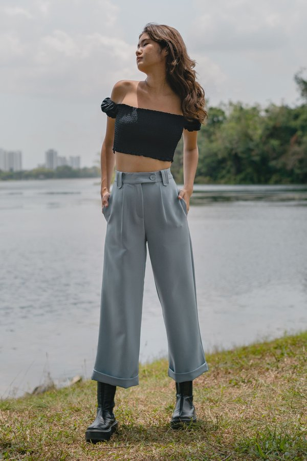 Vocational Pants in Hydro Blue